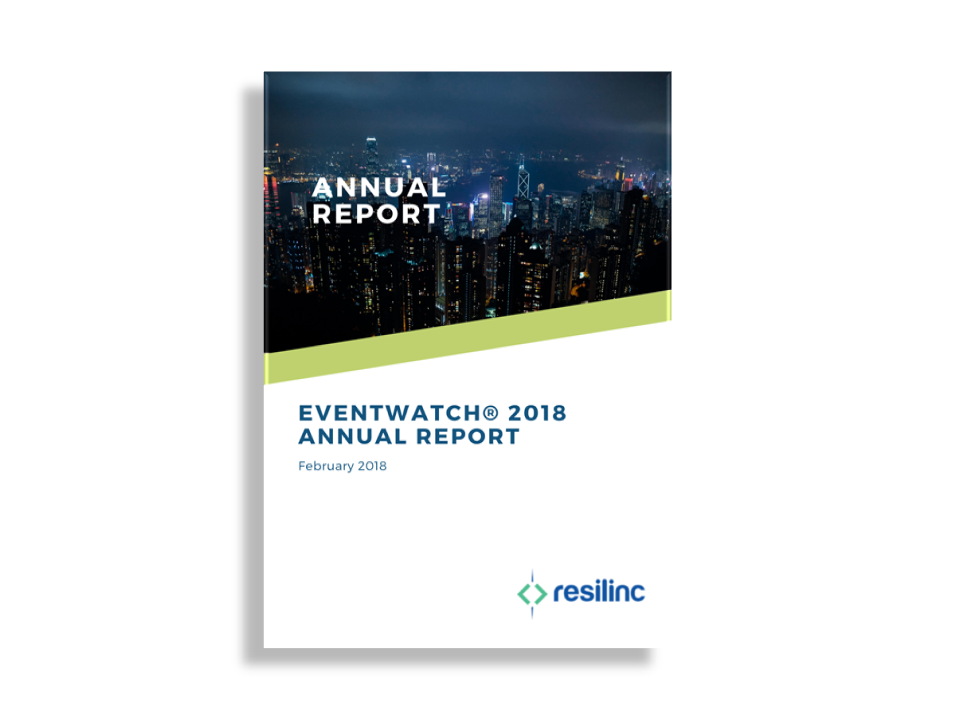 Resilinc Annual Report 2018