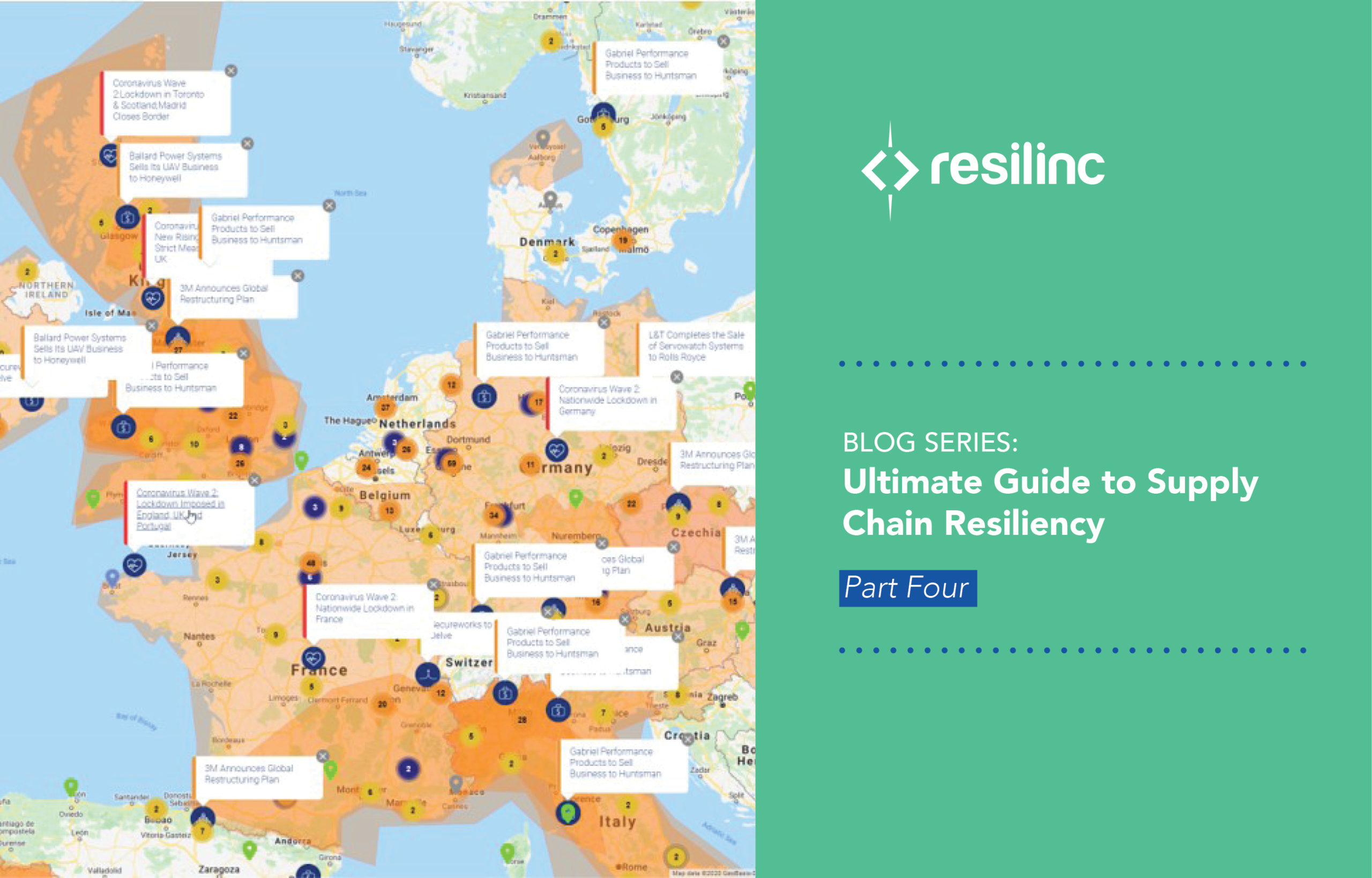 Ultimate guide to supply chain resiliency part four